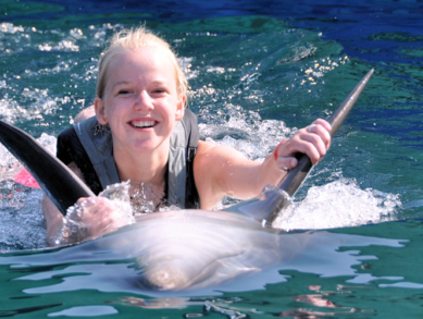 Marmaris Swimming with Dolphins 15 Minutes